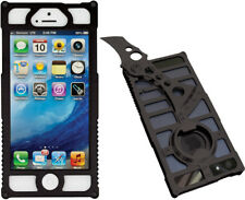 TactiCall Alpha 1 Black iPhone 5 Case with Knife and Bottle Opener. Measures app