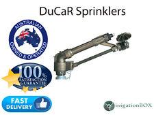 DuCaR JET35T - Gear Drive Sprinkler Head - Dairy Effluent Irrigation