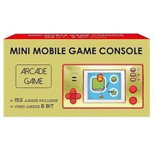 Consolas de videojuegos rojos metálicos