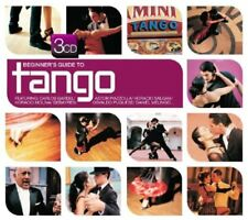 Beginners Guide To Tango - 45 Various Tracks (3CD) NEW/SEALED
