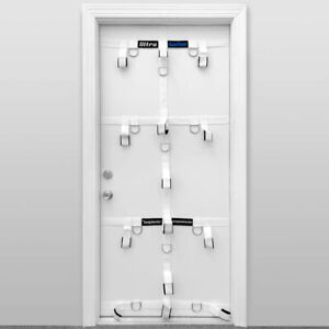 Bodylastics Ultra Resistance Anchor Door Attachment with 25 Connectors, White