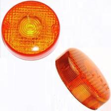 2x Blinkerglas / Blinkergläser für Yamaha XJ 650 4K0 YICS 82-85 turn signal lens