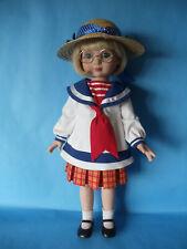 "Tonner Mary Engelbreit 18"" Ann Estelle Doll Classic Sailor Outfit ~ No Box"