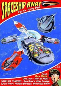 Spaceship Away Dan Dare #44