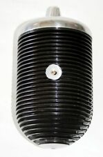 Beehive Finned Remote Oil Filter Hot Rod Kustom Vintage Flathead Caddy