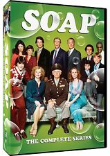 Soap: The Complete Series Season 1-4 (1 2 3 4) - New 8 DVD Box Set 90 Episodes!