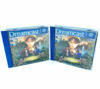 Shenmue II 2 - Jeu Sega Dreamcast - Complet avec notice / Fonctionnel - PAL