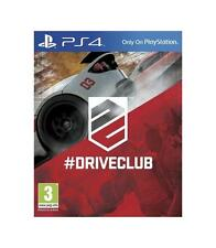 Sony Driveclub PS4 PlayStation 4 Racing Evolution Studios