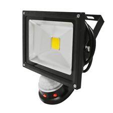 Smart Dusk Till Dawn Photocell/PIR Motion Sensor LED Security Floodlight Lamp CE