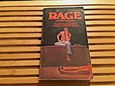 RAGE, Richard Bachman (Stephen King), **True 1st Edition**, **SIGNED**