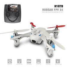 Hubsan X4 H107D RC Quadcopter Toy 5.8G FPV 4CH 6Axis HD Cam LCD Transmitter RTF