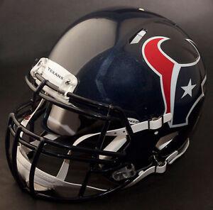 J.J. WATT Edition HOUSTON TEXANS Riddell Speed REPLICA Football Helmet NFL