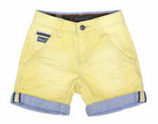 Striped Cotton Blend Shorts (2-16 Years) for Boys