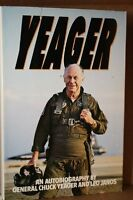 Yeager An Autobiography by Chuck Yeager