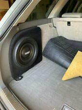"B7 Audi A4 Avant Basser Stealth Box with Sundown Audio SD3 10"" sub"