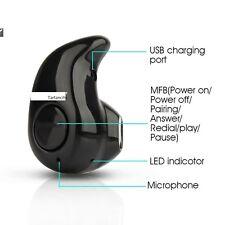 Mini Inalámbrico Bluetooth 4.0 estéreo internos auricular auricular auricular