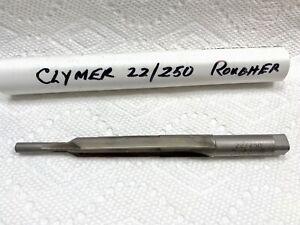 "Clymer  22/250  Chamber Reamer , ""Rougher"""