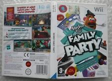 FAMILY PARTY NINTENDO WII ITA OTTIME CONDIZIONI