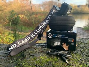 Carp Fishing LED Head Torch. LED Headlamp. Camping Head Torch. Fishing Tackle