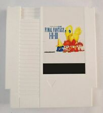 FINAL FANTASY I, II, III REMIX 6 in 1 Game Cartridge For NES Console
