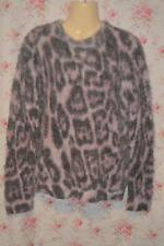 Topshop Animal Print Women's Jumpers
