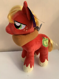 BNWT Build A Bear BAB My Little Pony Big Mcintosh/ Macintosh/ Big Mac plush