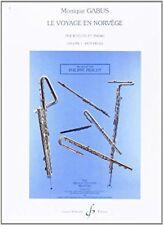 Le Voyage en Norvege - Premier Recueil - 8 Pieces pour Flûte et Piano