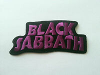 BLACK SABBATH MASTER OF REALITY OFFICIAL LICENSED SEW ON PATCH BAND BADGE NEW