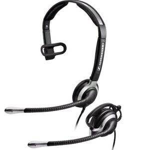 NEW! SENNHEISER CC 530 2-in-1 Corded Monaural Call Center Headphones / Headset