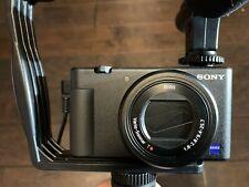 Sony Cyber-shot ZV-1 20.1MP Compact Digital Vlog Camera + Microphone & Tripod