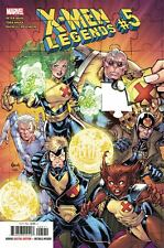 X-MEN LEGENDS #5 CVR A NAUCK 2021 MARVEL COMICS 7/21/21 NM
