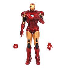 "Marvel Legends Select Avengers Iron Man MK Mark VI Armor 7"" Action Figure Loose"