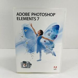 Adobe Photoshop 5.0 And Elements 7 With CD Key Serial Editing Software