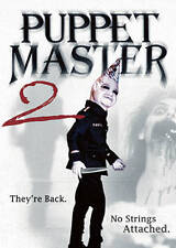 Puppet Master 2 DVD... NEW