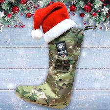 Bulldog Táctica Militar Ejército Airsoft Navidad Stocking MTP-Edición Limitada