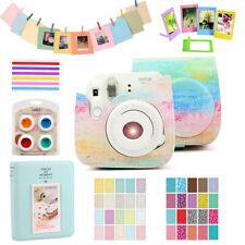 For Fujifilm Instax Mini 8 9 Camera Case Bag Cover Shell + Album + Accessories