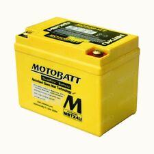 Motobatt Battery fits Various Makes Models Listed Below YB4LA YB4LB YT4LBS