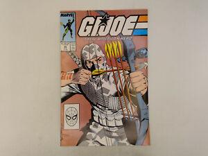 G.I. Joe A Real American Hero #85 Marvel Comics 1989 VF Storm Shadow!