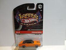 Hot Wheels Larry's Garage Orange '70 Mercury Cyclone CHASE
