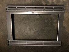 Electrolux Icon Microwave Oven E30MCO65GSS Trim Kit faceplate and filler.
