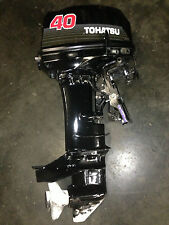 40hp Tohatsu Outboard Parts