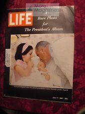 LIFE magazine July Jul 7 1967 7/7/67 LBJ MARIJUANA U S COAST GUARD