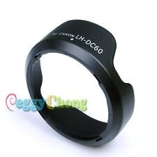Lens Hood For Canon PowerShot SX30 SX20 SX10 IS LH-DC60