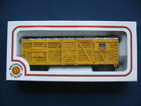 "BACHMANN 76036 HO Scale 41' Wood Stock Car ""UNION PACIFIC"""