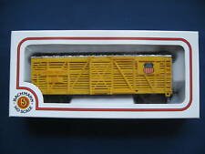 "BACHMANN 76036 HO Scale 41' Wood Stock Car ""UNION PACIFIC"""