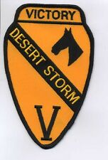 1st Cav Victory V - Operation Desert Storm  BC Patch B093