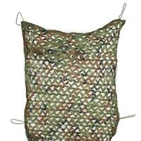 1mx2m Woodland Camouflage/Camo Net/Netting Cover Hunting/Shooting/Camping