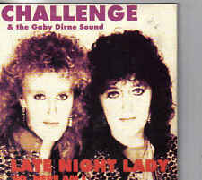Challenge-Late Night Lady cd single