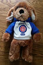 Chicago Cubs Baseball MLB Stuffed Dog Plush Sports Toy