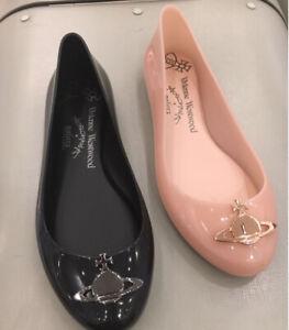 Vivienne Westwood x Melissa Space Love III Orb IV Jelly Flats Pumps Shoes UK 3-6